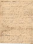 1815 Land Document from Montgomery County, MD
